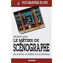 MÉTIER DE SCÉNOGRAPHE (LE)