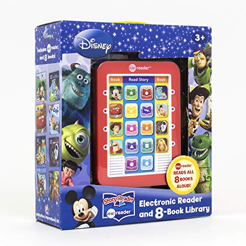 - Disney - Mickey Mouse, Toy Story and More! Me Reader Electronic Reader 8-Book Library - PI Kids