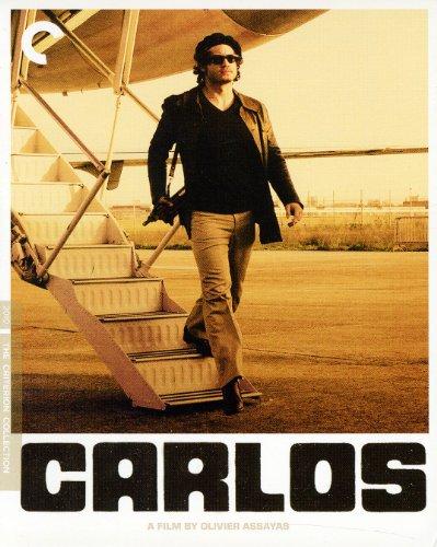 Carlos - Kaabour, Arroyo, Scheer Blu-ray