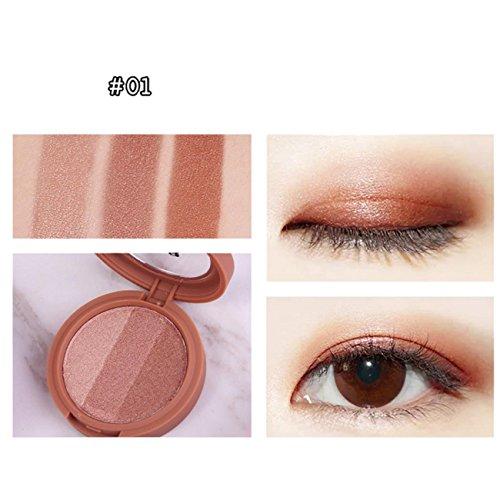 ubub eye shadow highlighter powder