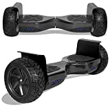 CHO New Model Hoverboard Electric Smart Self Balancing Scooter with Built-in Speaker LED Wheels and LED Side Lights- UL2272 Certified 2
