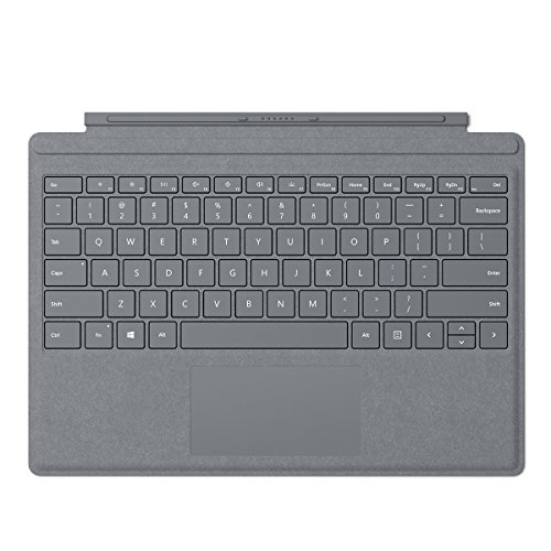 2017 New Surface Pro Bundle (4 Items): Core i7 16GB 1TB Tablet, Surface Pro Signature Type Cover Platinum, New Surface Pen Platinum, Mini DisplayPort Adaptor by NewSurfacePro (Image #1)