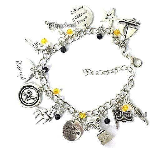 Blingsoul Alexander Musical Charm Bracelet Jewelry Merchandise -