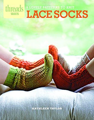 Lace Rib Socks - 3