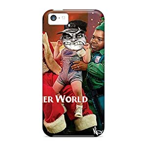 Anti-scratch And Shatterproof Other World Christma Phone Case For Iphone 5c/ High Quality Tpu Case