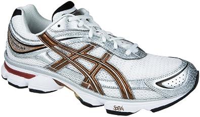 Asics Gel-Stratus 2 - Zapatillas de correr (talla 42,5), color Blanco, talla 44.5 EU: Amazon.es: Zapatos y complementos