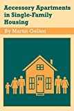 img - for Accessory Apartments in Single-Family Housing book / textbook / text book