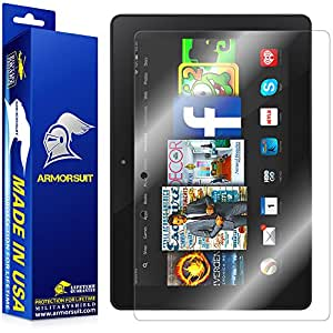 "ArmorSuit MilitaryShield - Amazon Kindle Fire HDX 8.9"" Screen Protector Shield Ultra Clear + Lifetime Replacements"