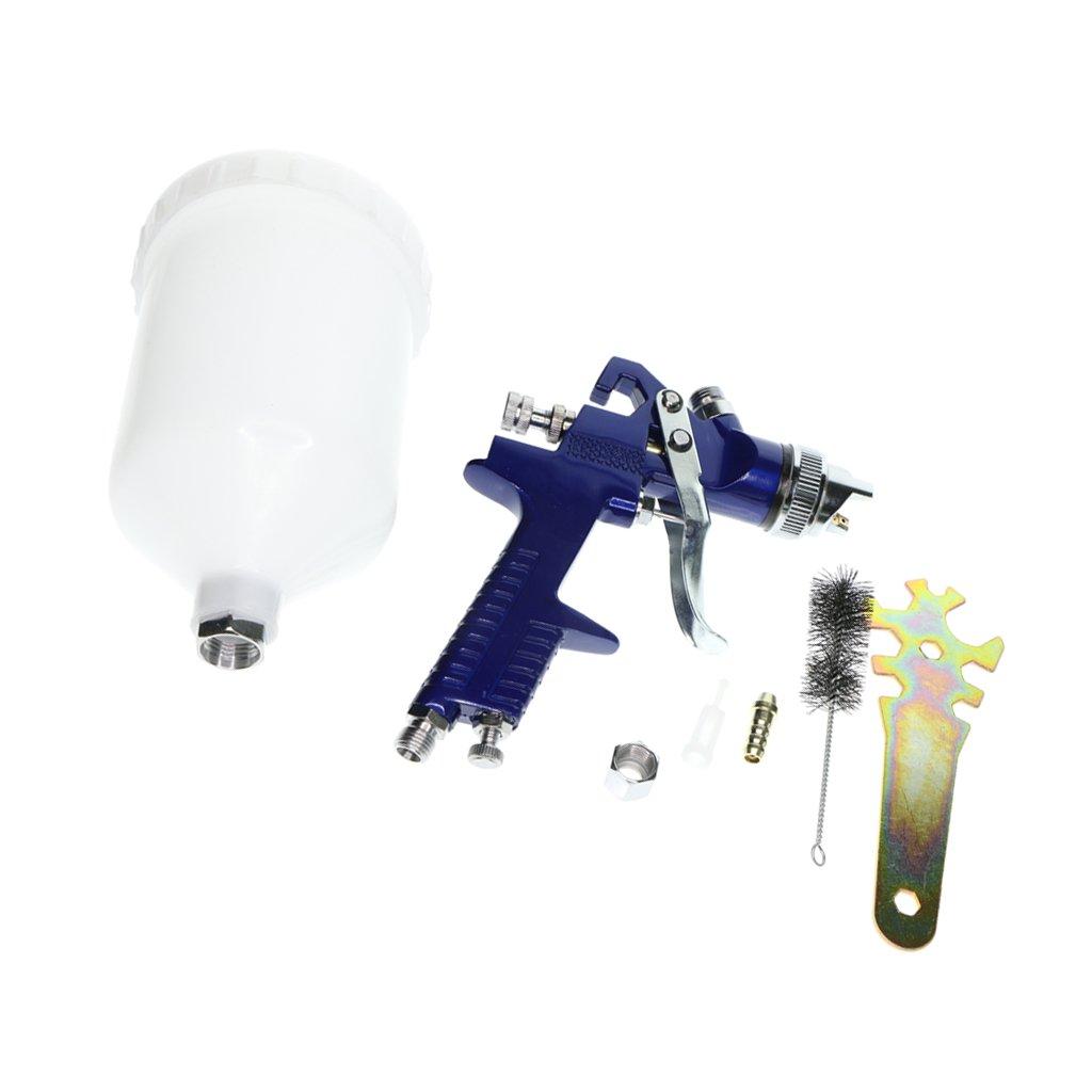 Homyl H827 600ML HVLP Spray Gun Air Spray Paint For Car Auto Repair Tool - 1.4mm by Homyl (Image #9)