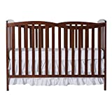 Dream On Me Chelsea 5-in-1 Convertible Crib, Espresso, 37 Pound