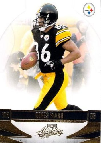 2008 Hines Ward - 2008 Absolute Memorabilia #117 Hines Ward NM-MT Steelers