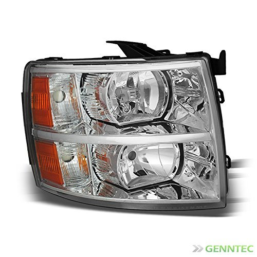 2008 chevrolet 2500hd headlights - 7