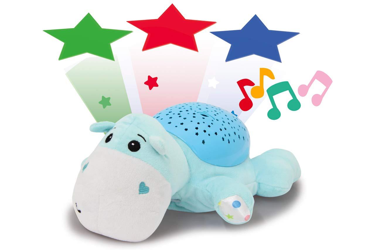 Jamara 460430 - Luz de Estrellas con Forma de hipopótamo ...