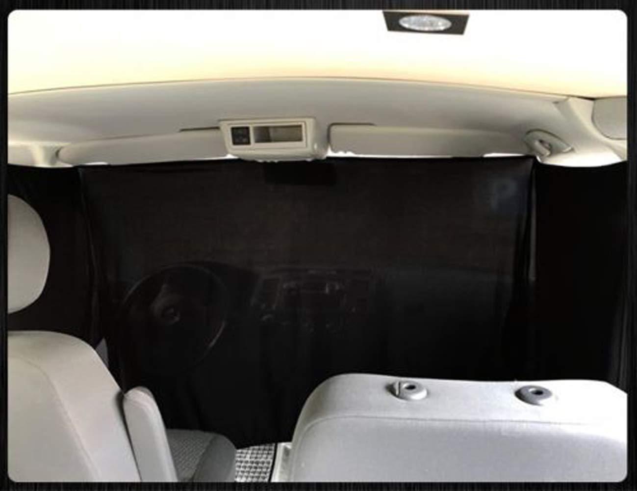 Mercedes Vito W447 Frontgardinen Frontscheiben Gardinen Vorh/änge Farbe Schwarz