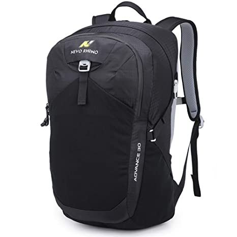 401ee502daed N NEVO RHINO Travel Laptop Backpack, 30L Multipurpose Backpack for Student  Men and Women, Nylon Water Resistant Breathable Lightweight Hiking Backpack  ...