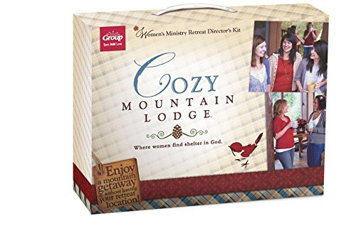 Cozy Mountain Lodge Retreat Director's Kit