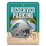 NFL Hi-Res Metal Parking Sign