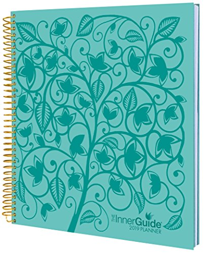 2019 Goal & Life Planner, Weekly & Monthly Organizer, Appointment Book & Journal, January - December Calendar (Hard Cover) by InnerGuide