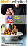 Salt, Fat, Acid, Heat: Mastering the elements of good cooking with lower calories, 30-Minute Cooking for Two, Thug Kitchen 120 Recipes