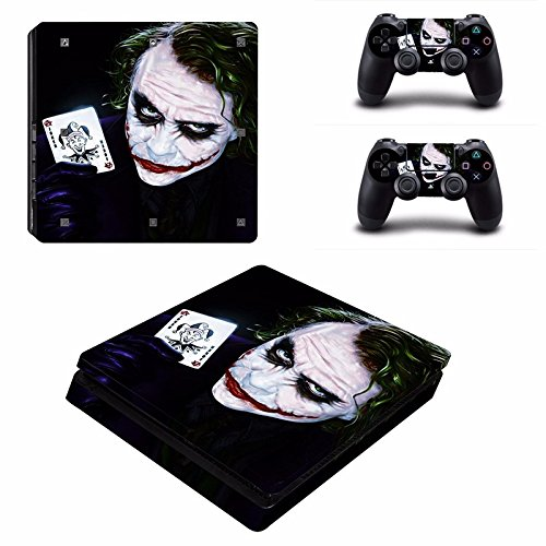mightystickers-joker-card-heath-ledger-ps4-slim-console-wrap-cover-skins-vinyl-sticker-decal-protect
