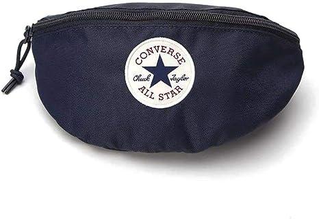 Converse All Star - Bolso bandolera para llevar en la cintura, color azul marino: Amazon.es: Deportes y aire libre