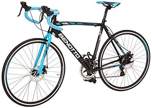 Benotto RRU850701454NE Bicicleta de Aluminio Rodada R700C, Unisex, 14 Velocidades