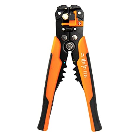 Multifunctional Cable Wire Stripper Cutter Crimper Automatic Terminal Plier