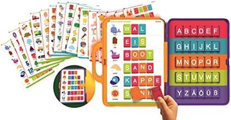 Jumbo Spiele 19565 - Ich lerne lesen, Lernspiel &  18078 ich lerne rechnen-Lernspiel