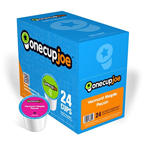 - Vermont Maple Pecan Single Serve Cups for Original Keurig® K Cup® Brewers - 24 Ct. Box
