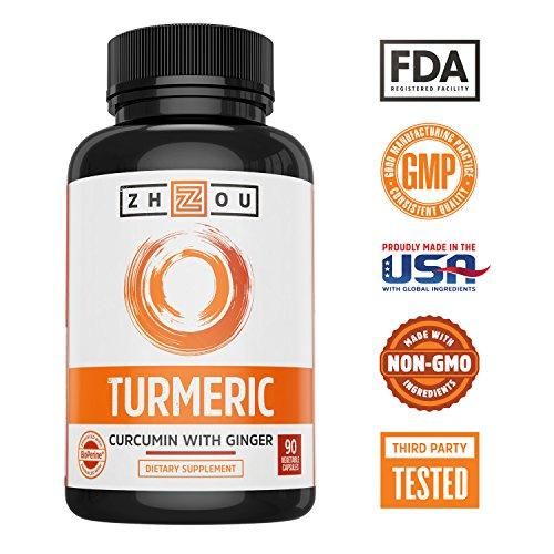 Turmeric-Curcumin-Capsules