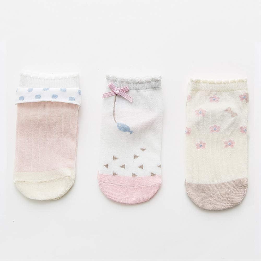 FZGZSW Calcetines Para Niños Otoño Delgadas Niñas En El Tubo ...