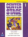Center Stage, Irene Frankel and Lynn Bonesteel, 013187487X