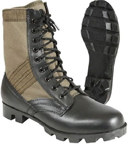 - Kid'S Jungle Boots Military Style Jungle Boots 8