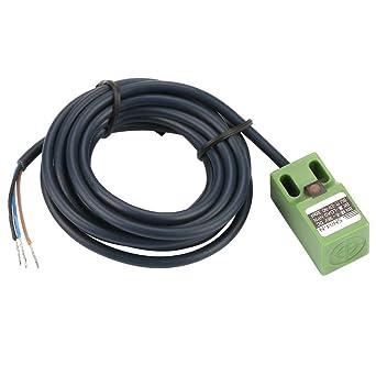 ABS Material SN04-N NPN Sensor de proximidad Interruptor Distancia de detección 4 mm