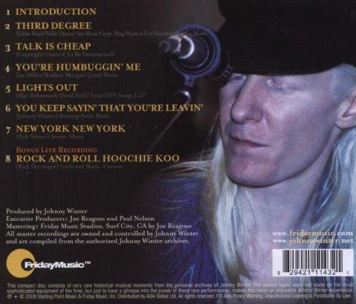 Live Bootleg Series Volume 5