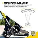 Swagtron Cali Drift Three-Wheel Electric Scooter