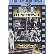 Vintage Hollywood: Musicals