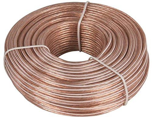 (AmerTac - Zenith AS110024C 100-Feet 24 AWG Speaker Wire)
