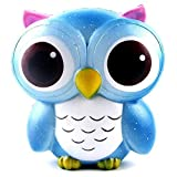 Uspeedy Cute Squishy Slow Rising Soft Squishy Charms Toy for Stress Relief and Time Killing