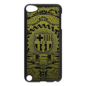 FC Barcelona Logo Image Snap On Hard Plastic Case For Iphone 4/4S Coverth Case