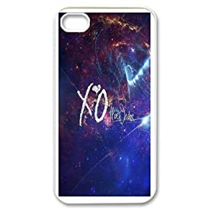 Custom Case The Weeknd Xo for iPhone 4,4S B3H3938755