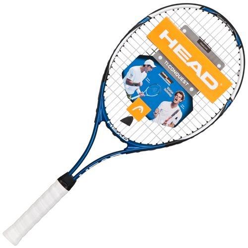 Head Ti Ti Conquest Head Strungテニスラケット 4.375 B003E3R1CK B003E3R1CK, サタチョウ:dac94571 --- cgt-tbc.fr