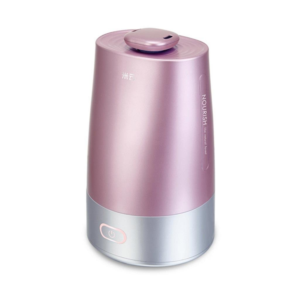 Ultrasonic Humidifier Mechanical Mute Large Capacity Air Conditioning Creative Air Purification Pregnant Women Home , roses gold