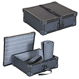 Mixers & Small Units 1/4 Ply Economy Tuffbox Light Duty Road Case Fits Yamaha Mg122fx Mg12/2fx