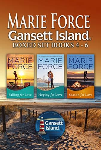 Gansett Island Boxed Set Books