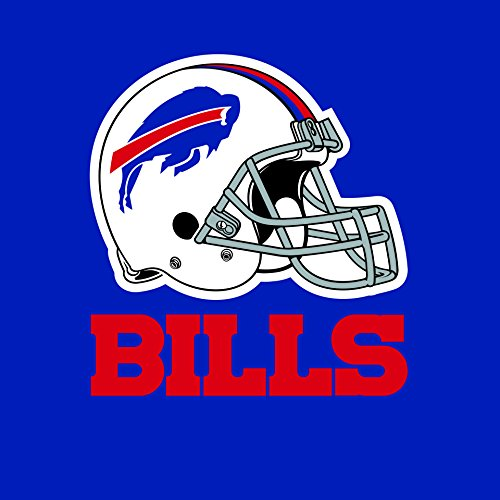 Creative Converting 16 Count Buffalo Bills Lunch Napkins