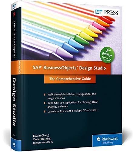 Read Online SAP BusinessObjects Design Studio: The Comprehensive Guide (SAP PRESS) ebook