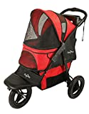 Gen7 Pet Jogger Stroller for Dogs and Cats – All Terrain, Lightweight, Portable and Comfortable for your favorite Pet