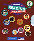 img - for Cambridge Reading Adventures Blue and Green Bands Adventure Pack 3 with Parents Guide book / textbook / text book