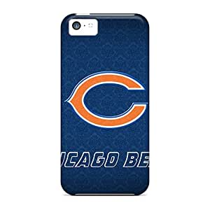 New Style Tpu 5c Protective Cases Covers/ Iphone Cases - Chicago Bears